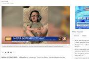 Mesa family hosting virtual walkathon for NKH awareness